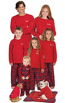 all family pajama sets pjs for the whole family pajamagram christmas pajamas for family