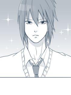Sasuhina, Narusasu, Sasuke Uchiha, Boruto, Sherlock, Fan Art, King, Anime, Male Cartoon Characters