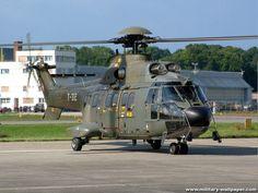 Indonesian Aerospace : Indonesia / SA 330 Puma Licence-built