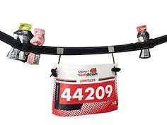 Maacool Running Belt Number6 Gel Loops Running Cycling Triathlon race Black ** To view further for this item, visit the image link.(This is an Amazon affiliate link and I receive a commission for the sales)