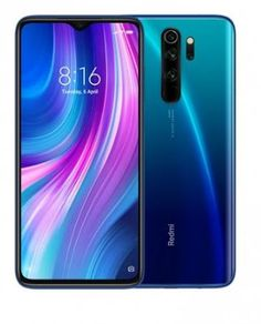 Redmi Note 8 Pro Smartphone, Finger Print Scanner, Note 8, Iphone, Samsung, Audio, Baby Mobiles, Mobile Cases, Blue Nails