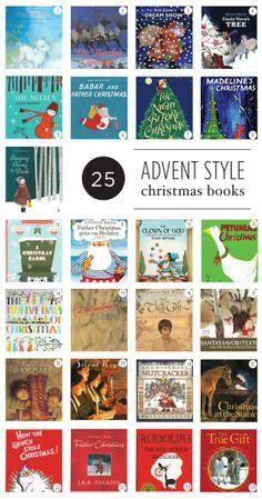 25 Christmas Books for 2012