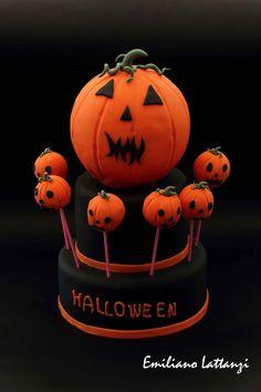 Emiliano Lattanzi 2015 - #cakedesign #halloween