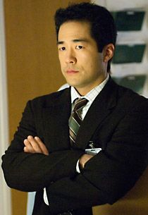 Cho (The Mentalist) I like the character Patrick Jane, but the show just wouldn't be as watchable with out Kimble Cho!!!