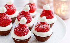 Christmas Food Treats, Christmas Desserts, Christmas Baking, Buffet Dessert, Pie Dessert, Gourmet Breakfast, Morning Food, Diy Weihnachten, Raw Food Recipes