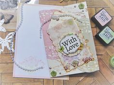 HandmadebyRenuka: 1 kit and 10 more cards with LFL March 2017 card kit for Beginners level