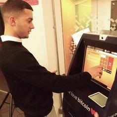 Google Campus London erhält Bitcoin-Automaten