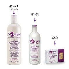 Aphogee Natural Hair Tips, Natural Hair Growth, Natural Hair Journey, Natural Hair Styles, Curly Hair Care, Curly Hair Styles, Curly Girl, Natural Gel Nails, Hair Repair