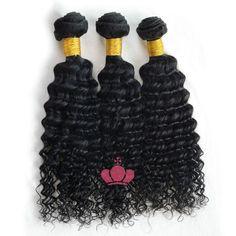 Brazilian Virgin Hair Extensions Water Wave 3 Pcs Lot