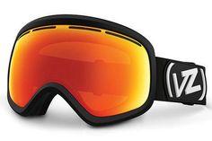 VonZipper - Skylab Black / Fire Chrome BFC Goggles