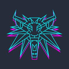 Check out this awesome 'The+Witcher+3+80s+Edition' design on @TeePublic!