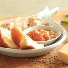 Chutney de manzana y tomate