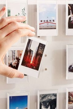 Slide View: 2: Instax Acrylic Multi Picture Frame