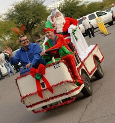 Santa Arrives When Happy Thanksgiving >> 16 Best Holidays In Tucson Images Happy Holidays La Paloma