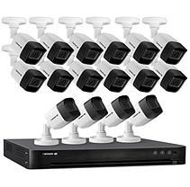 Defender Ultra HD 16 Channel DVR Security Camera System with Remote Viewing and 16 - The Home Depot Security Surveillance, Security Alarm, Surveillance System, House Security, Video Security, Security Tips, Security Service, Wireless Home Security Systems, Security Solutions