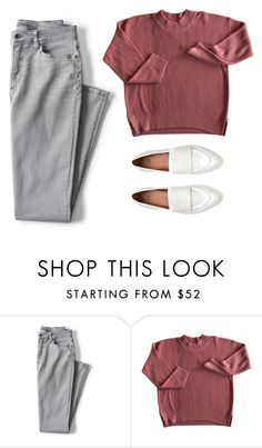 """""""homeliness"""" by blueuer ❤ liked on Polyvore featuring Lands' End"""