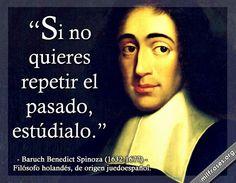 Baruch Benedict Spinoza, filósofo holandés, de origen juedoespañol. Gracias con esta idea ya voy entendiendo todo...