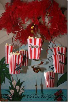 Movie Party Theme Ideas