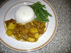 jamaican betapac curry ( MUTTON TO RASS)  SHIT ITS WAY PASS LUNCHTIME AND IM POSTING FOOD PICS BUILDING MY SOCIAL THINGYS, #realness