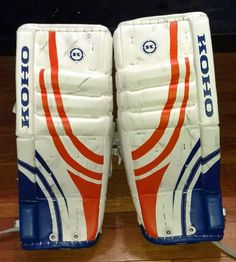Welcome to the Chameleon Sports store! You'll find lots of info, news, pics and more about our PadSkinz, PalmSkinz, GripSkinz and PantSkinz products. Goalie Pads, Chameleon, Glove, Color Change, Stripes, Orange, Sneakers, Sports, Tennis Sneakers
