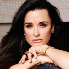 Kyle Richards. One of my biggest role models. And she has great hair. please follow me,thank you i will refollow you later