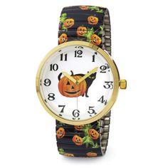 Halloween Stretch Watch