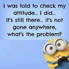Quotes funny hilarious humor minions pics Ideas for 2019 Funny Minion Pictures, Funny Minion Memes, Minions Quotes, Funny Texts, Funny Jokes, Minions Pics, Minion Humor, Minion Stuff, Funny Images