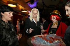Rocky Horror Picture Show Event at The Grounds at Whoa! Studios  #corporateevent #event #business #corporate #auckland #venue #theme #newzealand #thegroundsnz #studio #performance #rockyhorror #thegroundswhoastudios #food #canapes #horrorpes