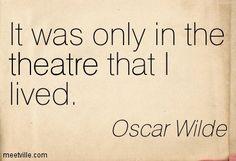 theatre quotes - Google-haku