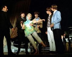 rehearsal 1964 London Palladium