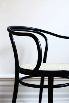 The timeless elegance of the Thonet 209 chair designed in 1900 by the Thonet…