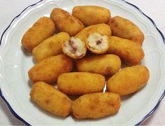 Croquetas de jamón ~ Mi querida cocinera