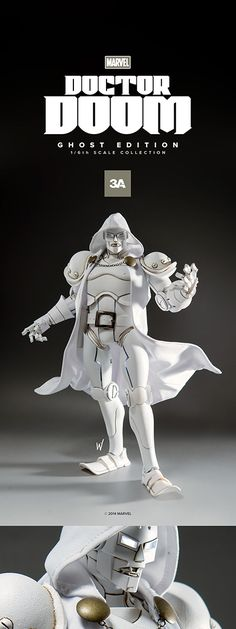 Marvel Doctor Doom 1/6th scale collectible will be available for pre-order on…