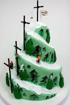 Sweet Grace, Cake Designs