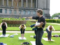 Yoga in Brussels - Support Your Teachers during Closure - Donate now! Donate Now, Your Teacher, Brussels, Belgium, Dolores Park, Meditation, Yoga, Children, Summer