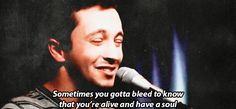 21 Pilots. His face makes me really happy for him, that he can be so happy singing this song.