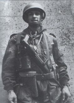 """John K. Singlaub - He served in WWII, The Korean War, and the Vietnam War. During WWII he served as an OSS Operative in Operation Jedburgh in the team codenamed """"James"""" where they were dropped behind enemy lines to carry out acts of sabatoge and to assist resistance fighters in France, Holland, and Belguim. After WWII he became one of the first CIA Agents. He led troops in Korea, and managed Black Ops along the Ho Chi Minh Trail as a MACV-SOG."""