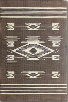 MadMats® Navajo design outdoor rug