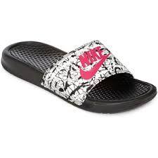 huge selection of ddc56 4ed5d Nike® Benassi JDI Womens Slide Sandals found at