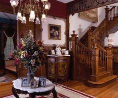 Roselawn Interior.