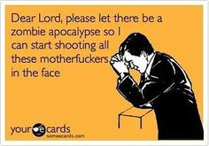 lets not name names......lolol Dead Zombie, Some People, Zombie Apocalypse, Bad Day, Work Memes, Someecards, Zombies, The Walking Dead, Humor Pinterest