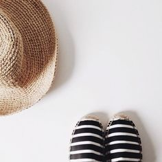 Grab your Soludos and grab your hat, we're off to the Hamptons this weekend! Come see us at @thesurflodgemtk! #regram @frenchbydesign #soludos #soludossummer #summerfridays stripes #surflodge