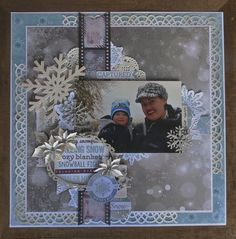 Winter 2014 by Megan Gourlay - Bo Bunny - Altitude Collection - Christmas http://www.scrapbook.com/gallery/image/layout/5254427.html#4qR67slT8tvA2rhw.99