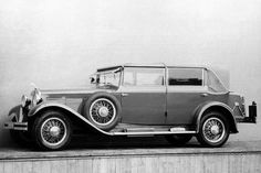 1929 Skoda 860 Cabriolet
