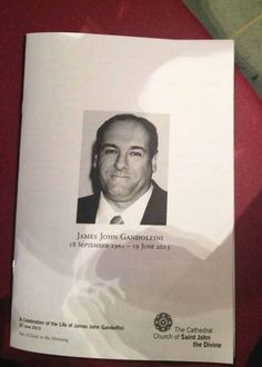 Funeral Services for James Gandolfini