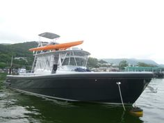 Used #Boat Blue #Game 47 Sports Fisher located in Hong Kong