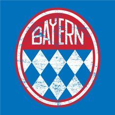 Bayern Munich T-shirt - 60's Bayern