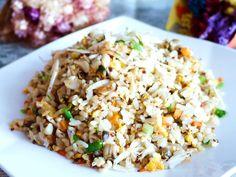 櫻花蝦炒飯食譜、作法 | 力力隨意煮的多多開伙食譜分享