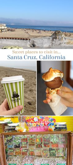 Places to eat, stay and play in Santa Cruz, CA