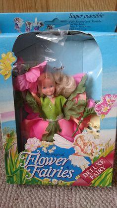 English Rose Fairy